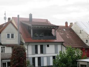 Gaupe oder Dach