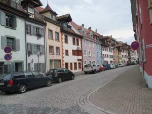 Brunnenstraße Villinger Baugesetz 5 Elemente